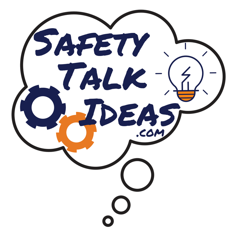 start here safety talk ideas