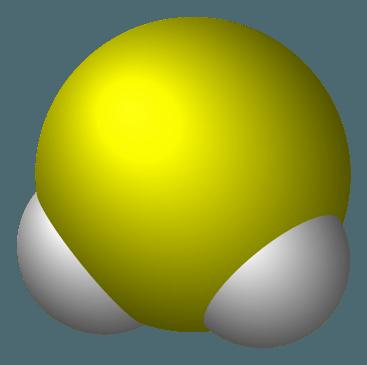 Hydrogen Sulfide Molecule Safety