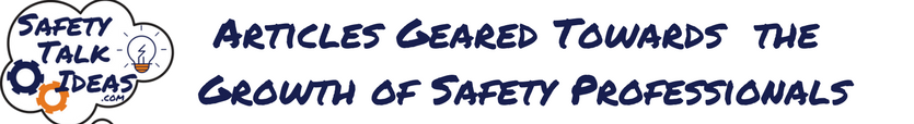 Safety Professional Blog Graphic