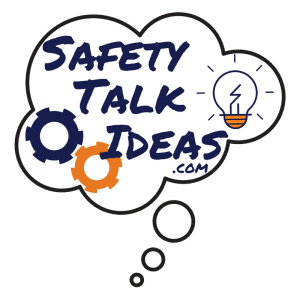 Safety Talk Ideas Logo