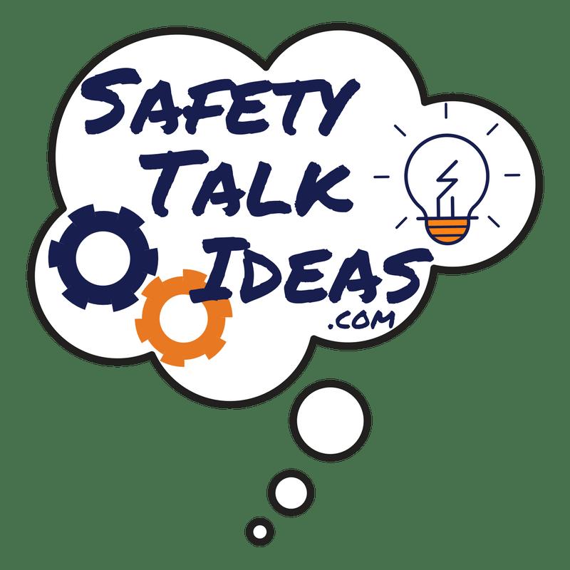 Safety Talk Ideas Logo