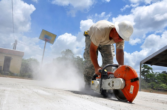 silica dust safety in construction