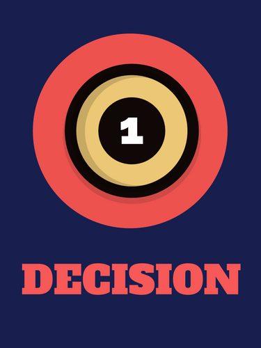 one decision toolbox talk