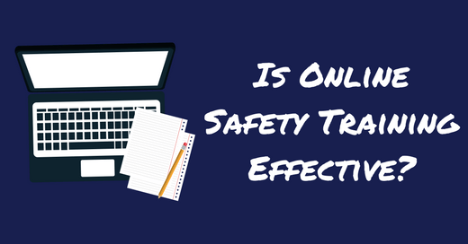online safety training effectiveness