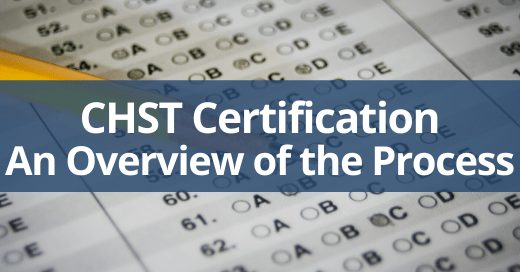 CHST Certification Guide