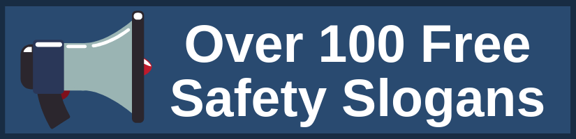 Free Safety Slogans and Sayings List