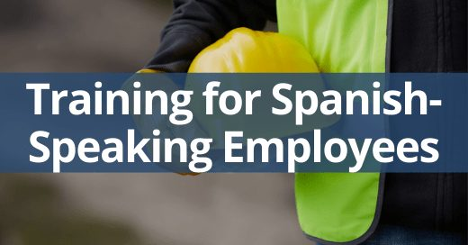 safety training spanish-speakers