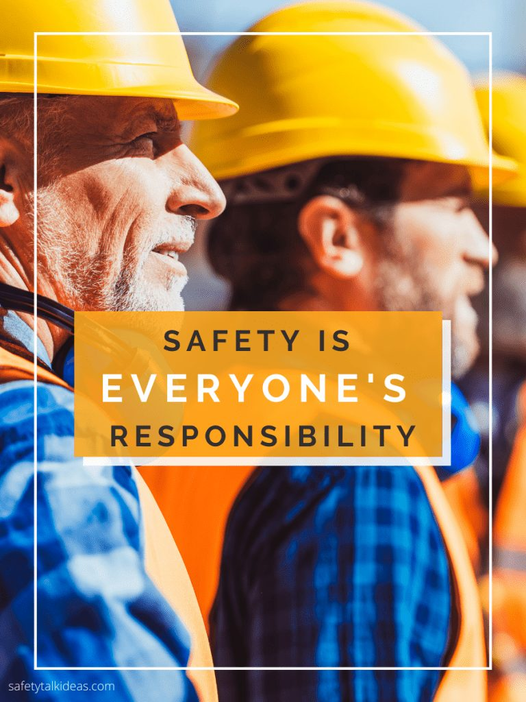 free safety responsibility quote poster thumbnail