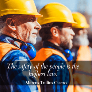 safety law quote