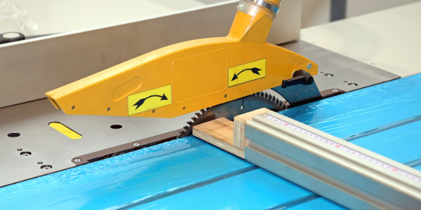 table saw safety toolbox talk
