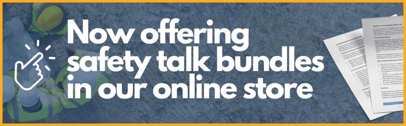 safety talk bundles