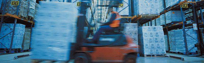 forklift warehouse hazards