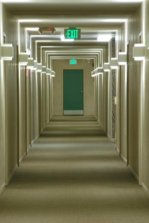 emergency exit safety talk