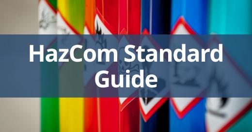 hazard communication free guide
